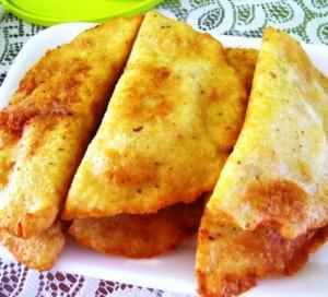 Пирожки с сыром (Ачаджь)